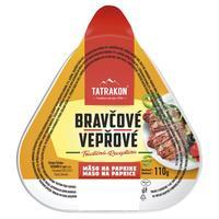 Bravčové mäso na paprike 110 g