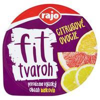 Fit tvaroh citrusové ovocie 200 g
