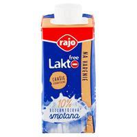 Smotana na varenie lacto free 10 % 200 ml