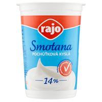 Smotana pochúťková kyslá 14 % 250 ml