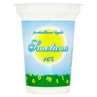 Kyslá smotana 16 % 180 ml