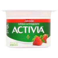 Activia jogurt jahoda 120 g