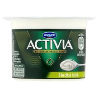 Activia jogurt sladká biela 120 g