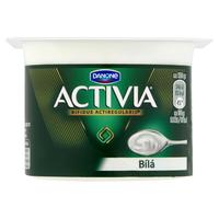Activia jogurt biela 120 g