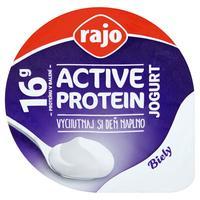 Active protein jogurt biely 180 g