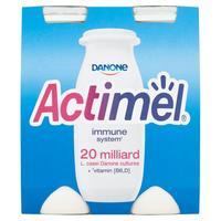 Actimel Originál & vitamín B6 + D 4 x 100 g