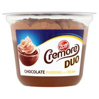 Cremore duo chocolate puding 200 g