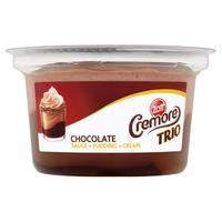 Cremore duo chocolate puding 150 g