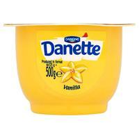 Danette s vanilkovou príchuťou 125 g