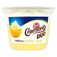 Cremore duo vanilla puding 200 g