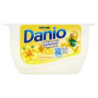 Danio krémový tvaroh vanilková príchuť 130 g