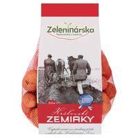 Zemiaky konzumné červené neskoré prané 2,5 kg