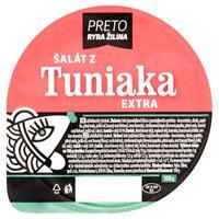 Šalát z tuniaka extra 100 g