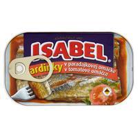 Isabel Sardinky v paradajkovej omáčke 125 g