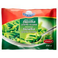 Mrazená fazuľka zelená rezaná 350 g