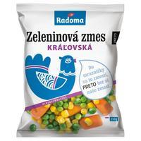 Zeleninová zmes kráľovská hlbokozmrazená 350 g