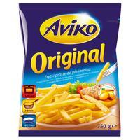Mrazené hranolky zemiakové do rúry Aviko 750 g