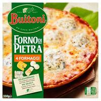 Pizza Buitoni Forno di pietra 4 formaggi 350 g
