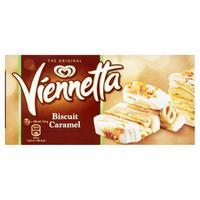 Viennetta Biscuit Caramel 650 ml