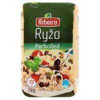 Ryža dlhozrnná Parboiled Ribeira 1 kg