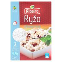 Ryža dlhozrnná Ribeira 4 x 100 g