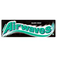 Airwaves Black Mint dražé 14 g