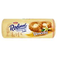 Sušienky Rodinné Venčeky vanilkové 100 g