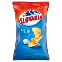 Chipsy Slovakia soľ 140 g
