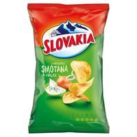 Chipsy Slovakia smotana cibuľa 140 g