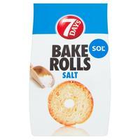 Bake rolls soľ 80 g