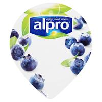 Alpro alternatíva jogurtu čučoriedka 150 g