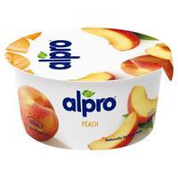 Alpro alternatíva jogurtu broskyňa 150 g