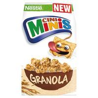 Cini Minis ovoc celozrnný Granola 320 g