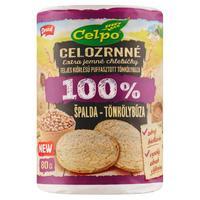 Celozrnné chlebíčky 100% špaldové 80 g