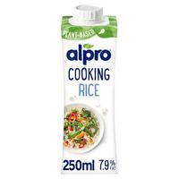 Alpro ryžová smotana náhrada 250 ml