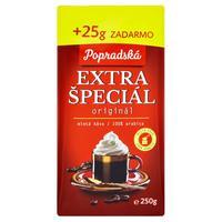 Extra špeciál mletá 250 g + 25 g zdama