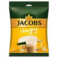 Jacobs Cafe Latte 10 x12,5 g  125 g