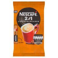 Nescafé 2v1 coffee & creamer 10 x 8 g