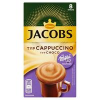 Cappuccino Jacobs instant Milka 144 g