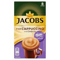 Cappuccino Jacobs instant Milka 144 g