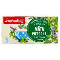 Čaj mäta prieporná 20 x 1,5 g