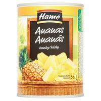Ananásový kompót kúsky 567 g