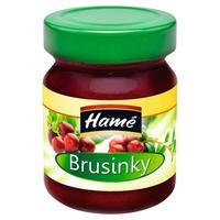 Brusnicový džem 180 g