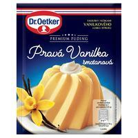 Pravá vanilka smtovaná Premium puding 40 g