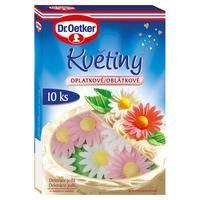 Kvetiny oplátkové 4,2 g