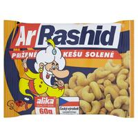 Ar Rashid pražené kešu solené 60 g