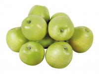 Jablká zelené Golden ukladané