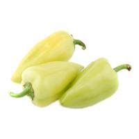 Paprika zeleninová biela