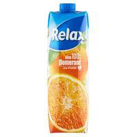 Relax pomaranč 100 % 1 l