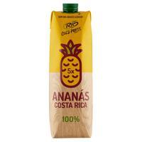 Rio fresch 100 % štava z čerstvo lisovaných ananásov 1 l